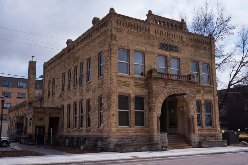 Heritage Preservation Award to: Grain Belt Office Building