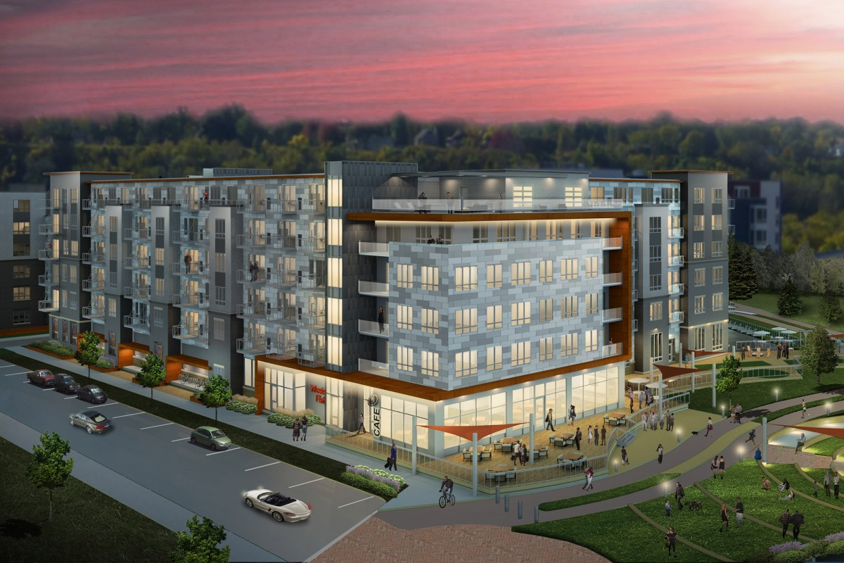 West Side Flats Phase III in the News