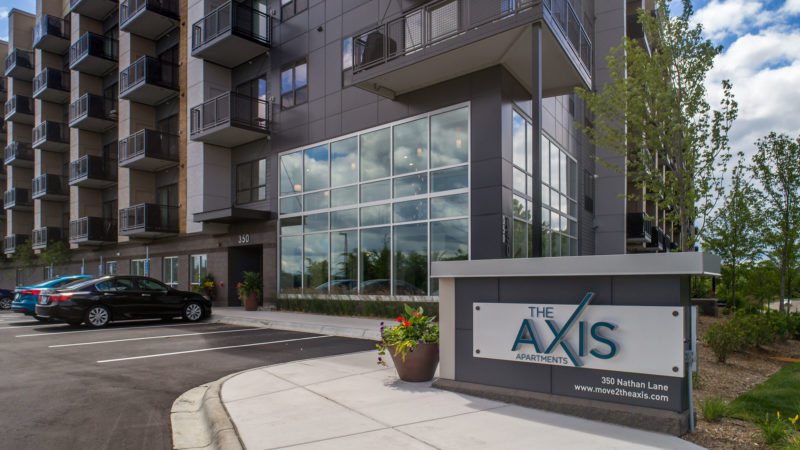 The Axis Apartments