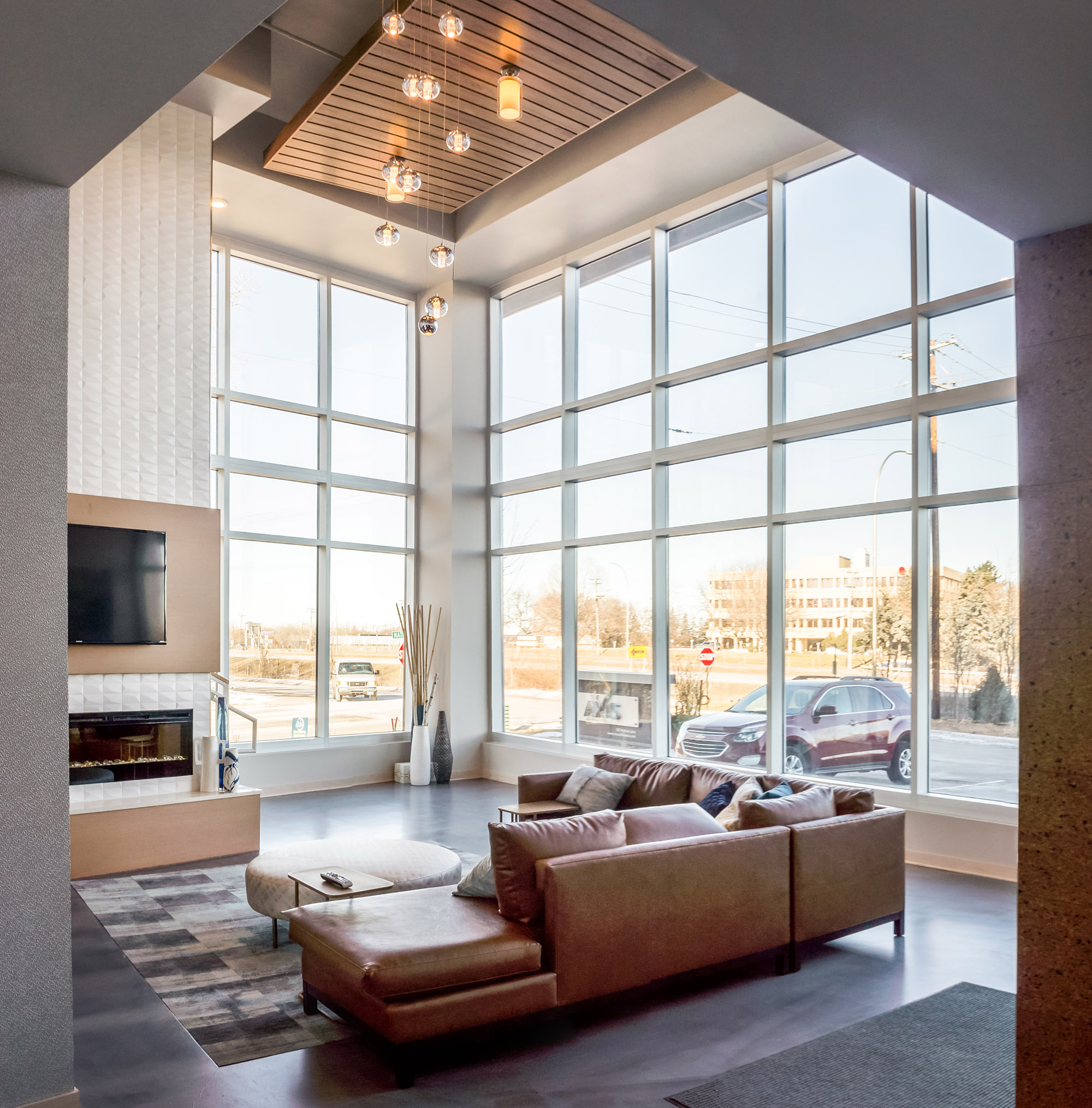 The Axis Apartments Kaas Wilson Architects