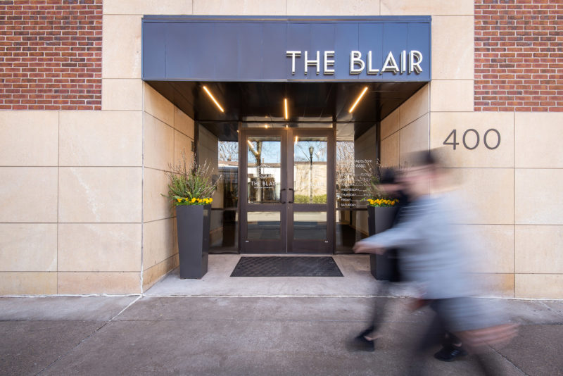 The Blair
