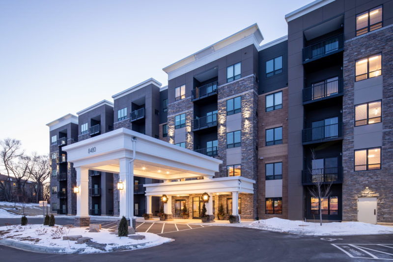 EDEN PRAIRIE SENIOR LIVING HONORED AS A 2019 TOP PROJECT BY FINANCE & COMMERCE