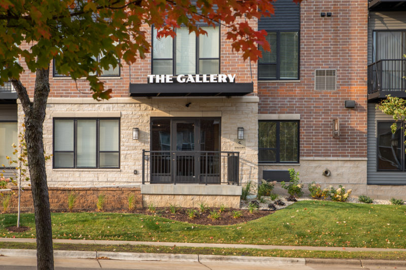 Gallery on the Parkway